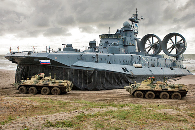 Леонид Ивашов — о российском оружии будущего и конкуренции с Западом