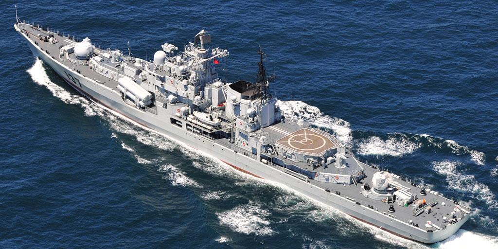 К истории контрактов на поставку Китаю эскадренных миноносцев проектов 956Э и 956ЭМ