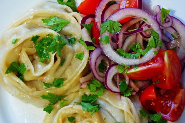 Роза узбекской кухни, или пельмени для ленивых, если на русский манер