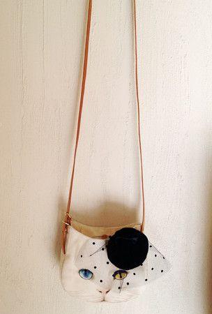 Лучший друг человека  - сумка-кошка(подборка)