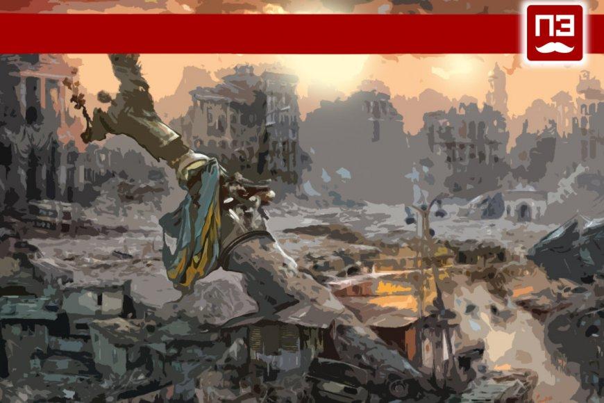 Прозрение украинца: «Против нас воевать не нужно – мы сами себя разрушим до основания».