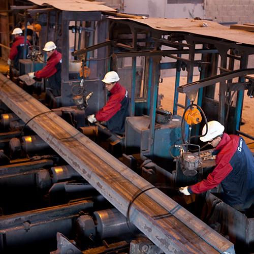Два завода Рината Ахметова в Донбассе остановили производство