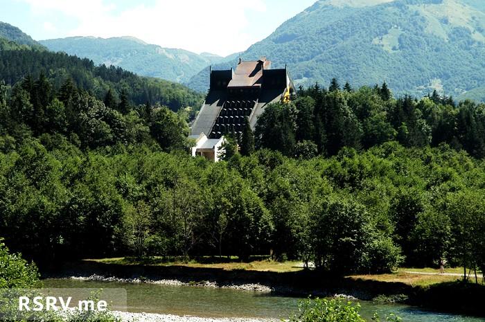 По горам и лесам Черногории. День четвёртый. Утро.