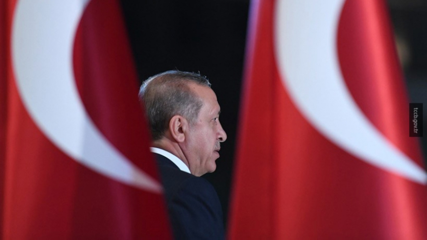 Эрдоган заявил, что имеет доказательства поддержки ИГИЛ американской коалиций