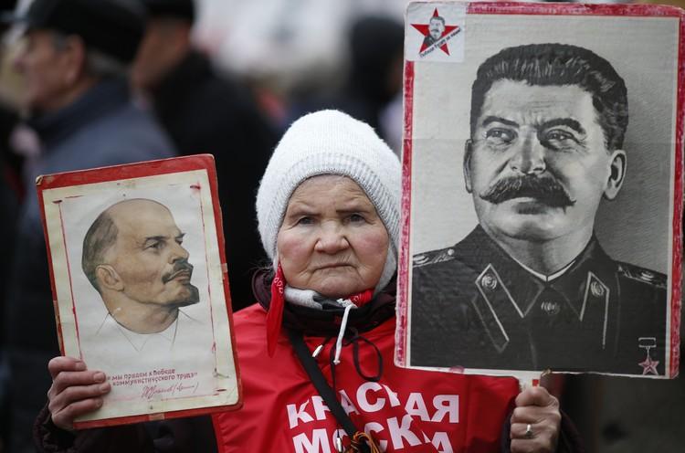 Сталин – наш позор или надеж…