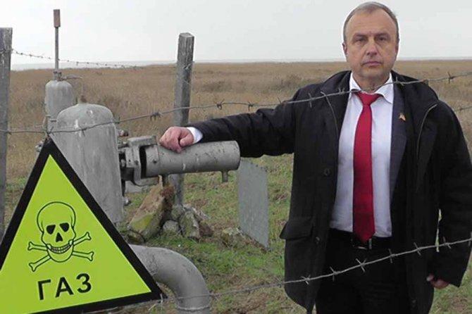 Население украинского города желает примкнуть к Крыму: Администрация начала репрессии
