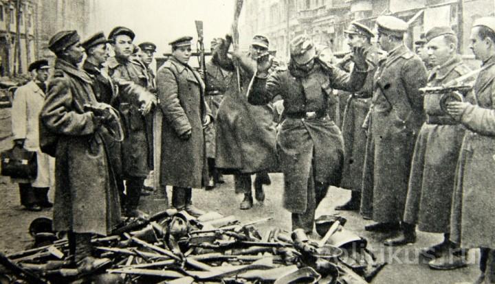 В.О.В Советского Союза  - Взятие Берлина