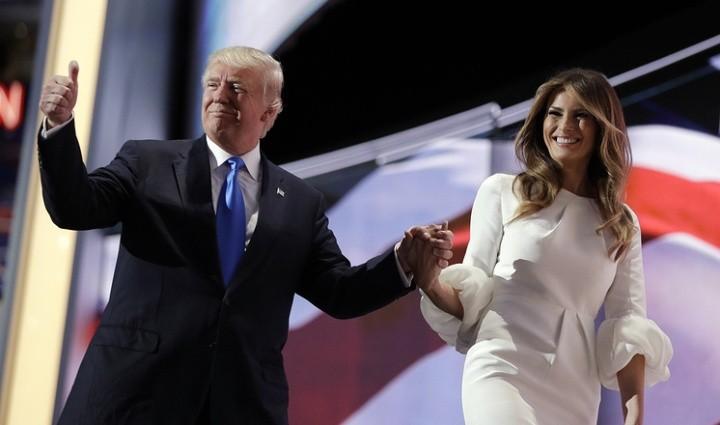 1:0 в пользу Трампов: Меланья подала в суд на клевету