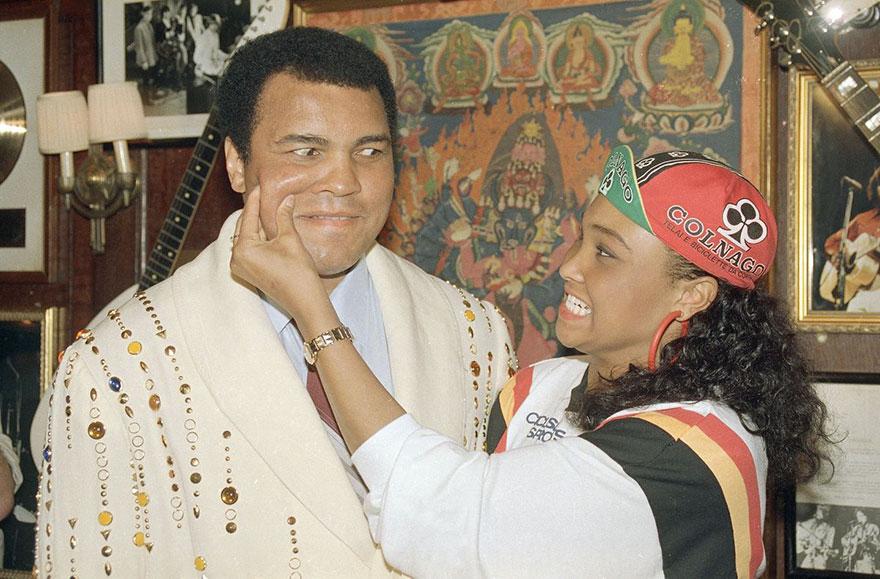 Ко дню рождения Величайшего: Мохаммед Али за пределами ринга