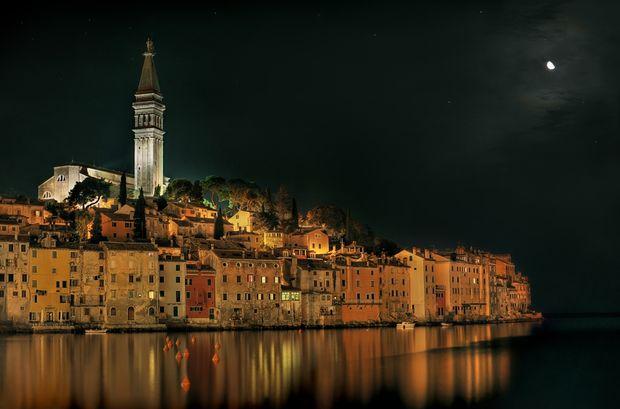 33 красивейшие фотографии ночного города