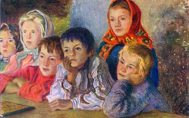 Как на Руси наказывали детей