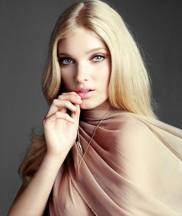 Эльза Хоск / Elsa Hosk шведская девушка-модель. фото