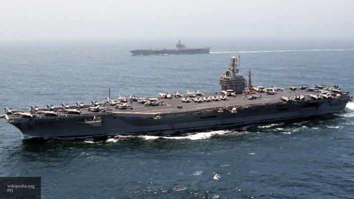Руководство ВМФ России заявило о планах по строительству нового авианосца