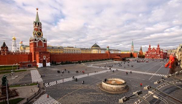 Мистические здания Москвы