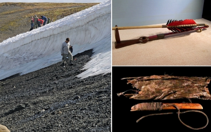 10 археологических находок, которые были сделаны благодаря глобальному потеплению