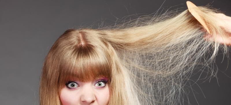 Волосы послушные и блестящие…