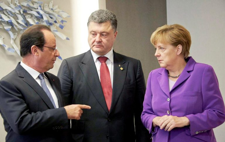 Что ожидает Украину без Меркель и Олланда? В Киеве говорят, что ничего хорошего
