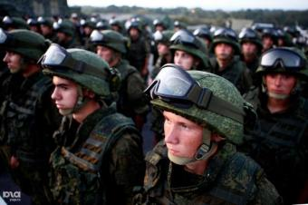 С Украиной будет «разбираться» восьмая армия РФ