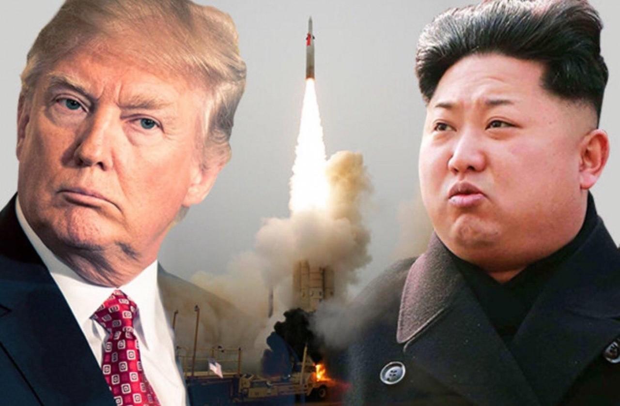 Безумный план ядерной войны США против КНДР