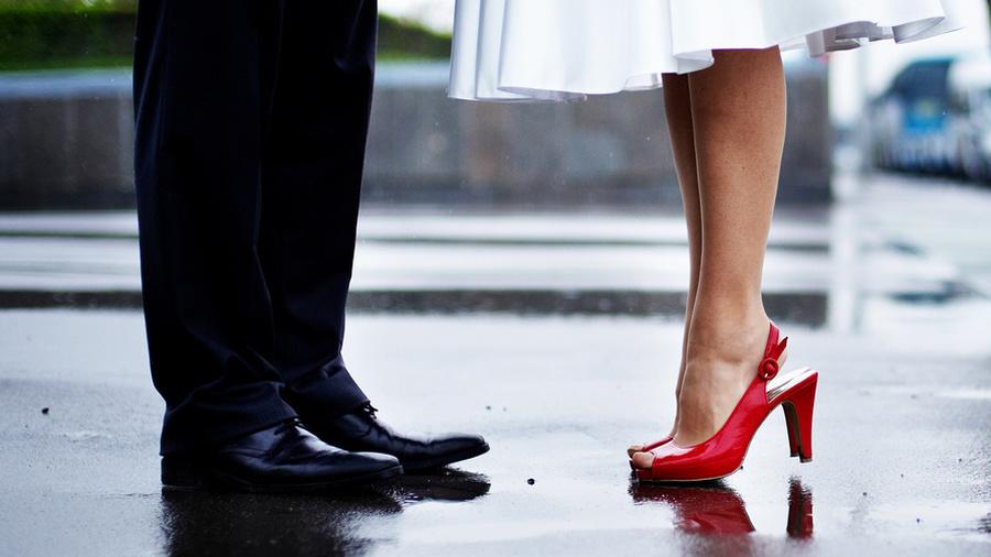 Сухая обувь дождливым летом