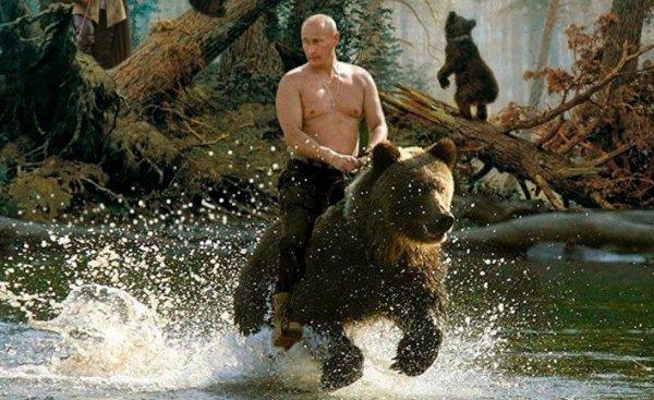 Почему западная элита боится Путина?