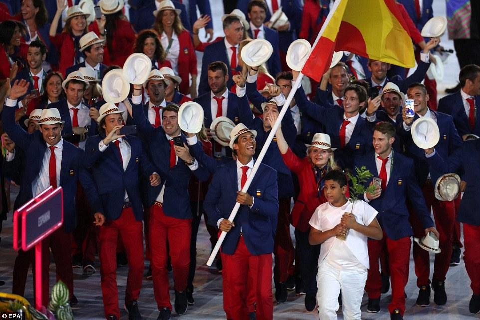 Самые яркие моменты церемонии открытия Летней Олимпиады в Рио-де-Жанейро