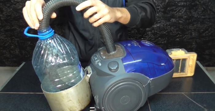 Улучшаем пылесос - гроза пыли и соседей своими руками