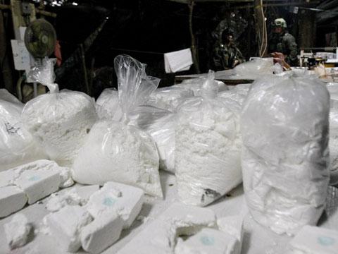 В Голландии полиция изъяла четыре тонны кокаина у 77-летнего мужчины