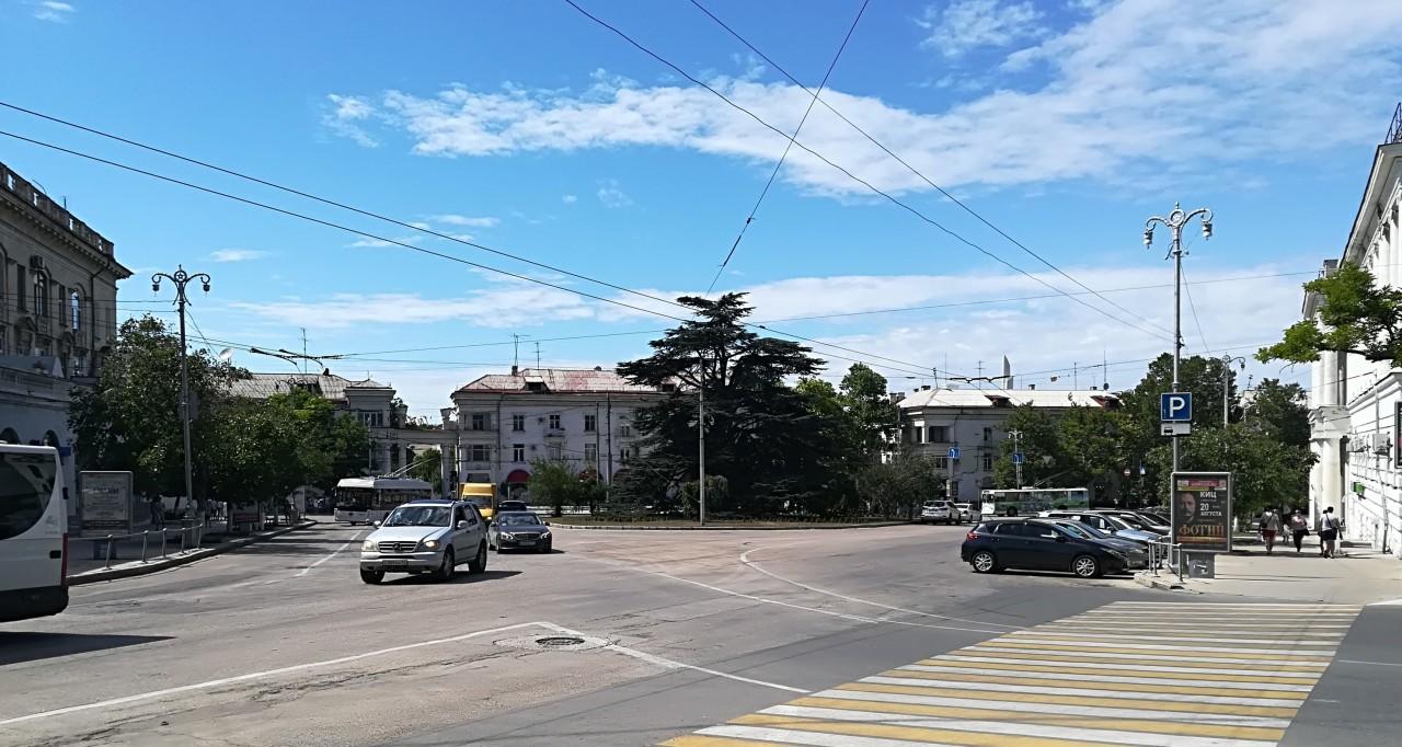 Площадь Лазарева крым, путешествие, туризм