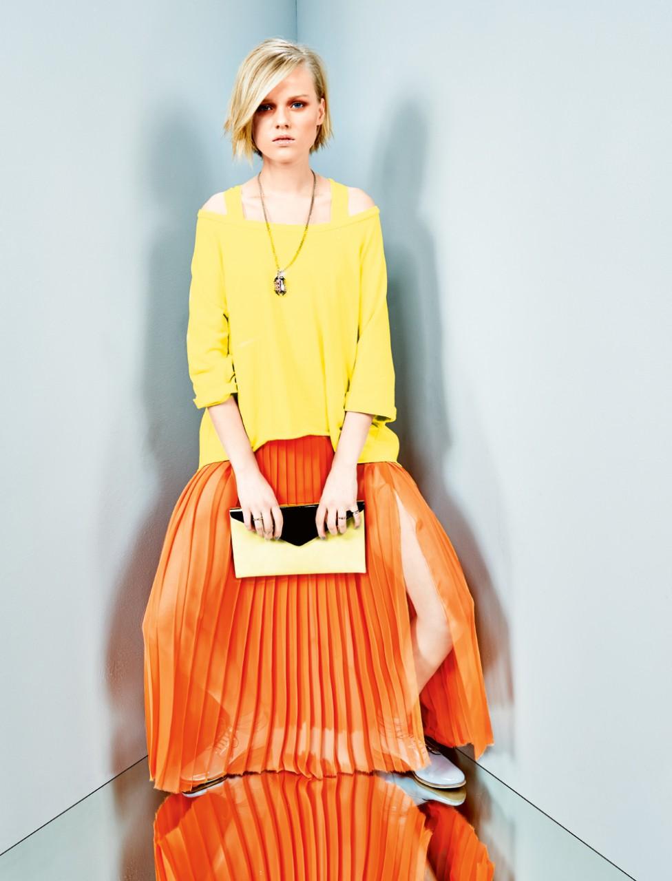 Классика юбки