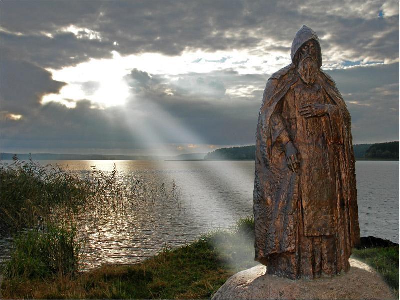 Святые места России - Нилова пустынь