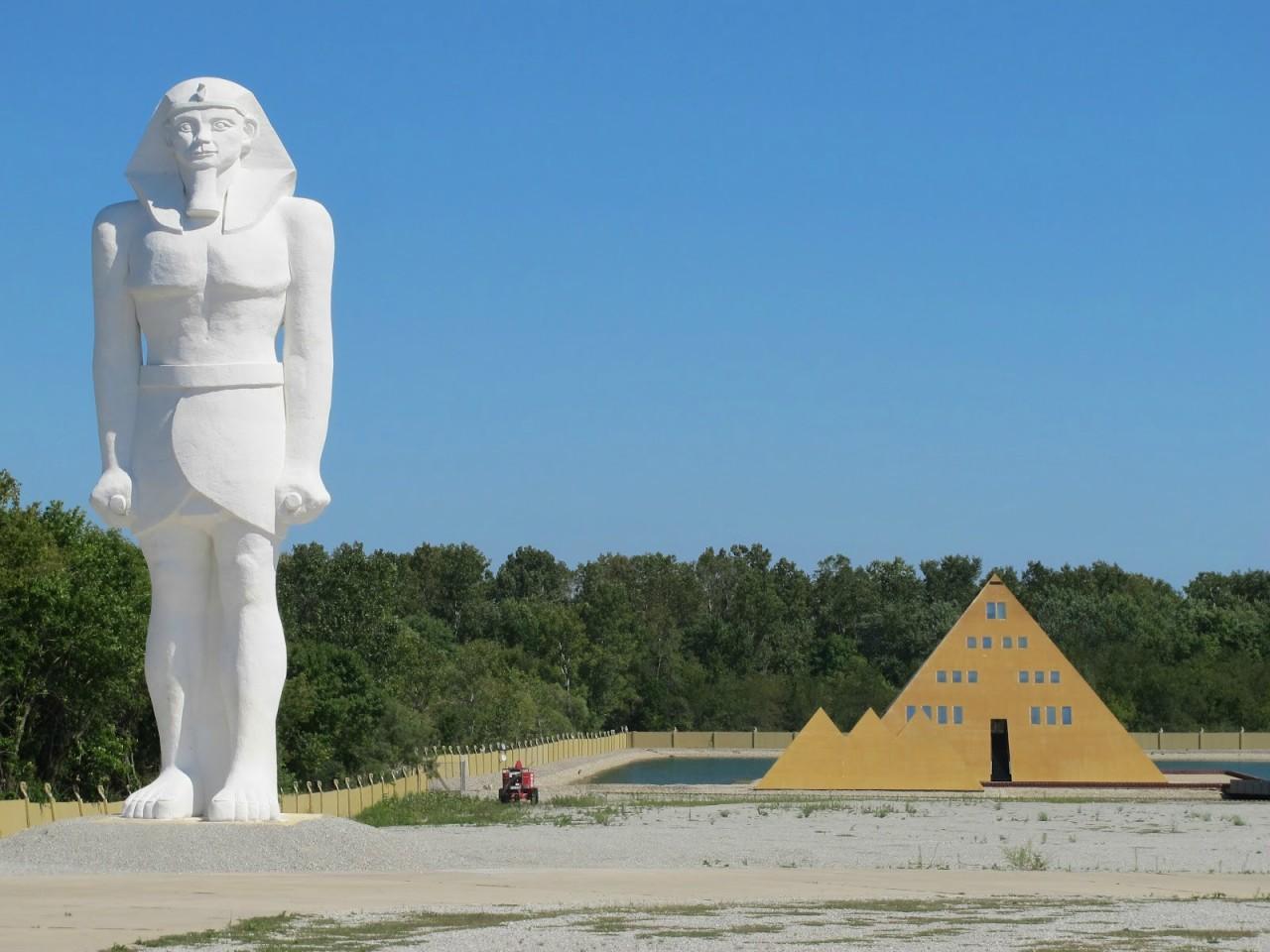 Дом «Золотая Пирамида» — энергетический портал для туристов