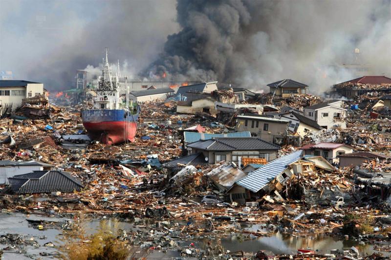 1993 год, землетрясение Хоккайдо и цунами вода, интересное, познавательное