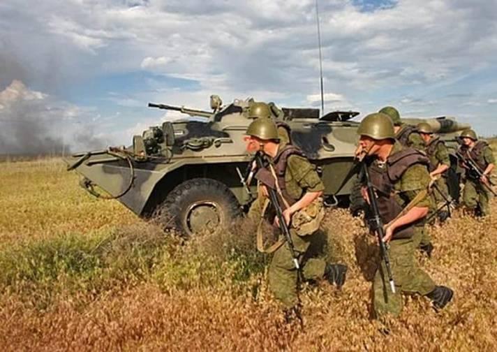 Абхазских военных впервые подняли по тревоге вместе с бойцами российской базы в ходе проверки боеготовности