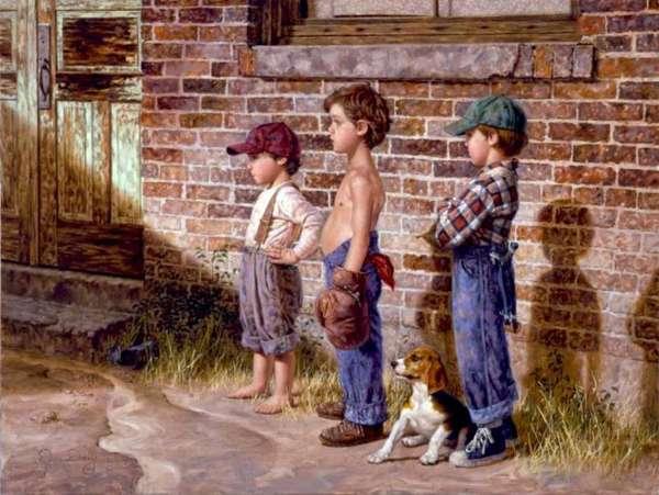 Детские истории