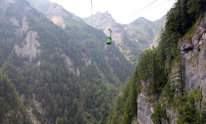 Загадочные исчезновения в румынских горах Бузэу