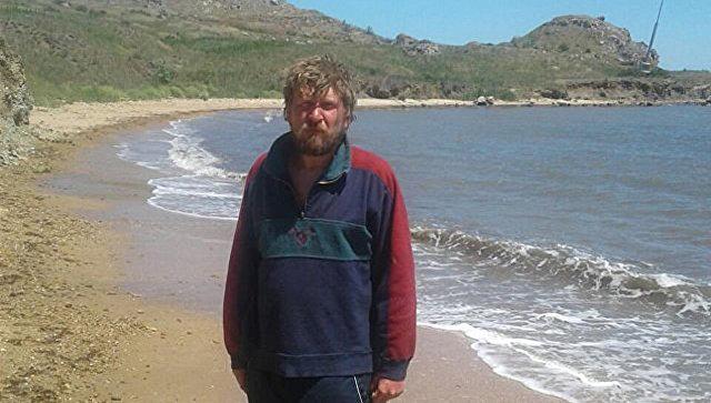 В Крыму мужчина пытался переплыть Керченский пролив на пластиковых бутылках