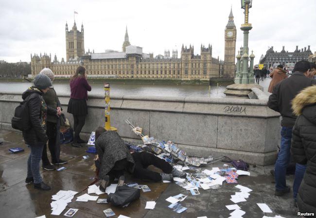 В центре Лондона произошел теракт в годовщину атак в Брюсселе