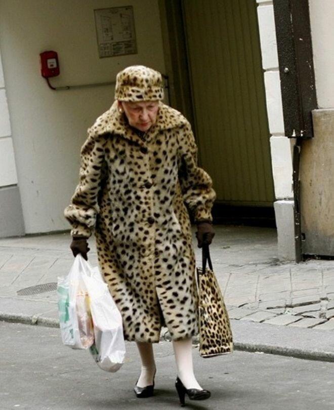 7 вещей, которые не стоит носить дамам элегантного возраста