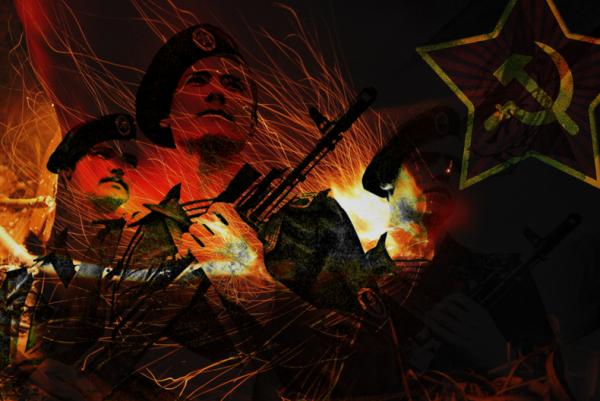 Первое правило советской военной доктрины: только наступление может привести к победе