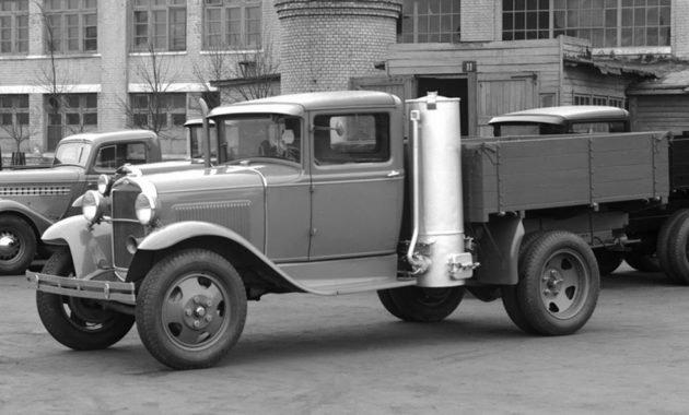 Автомобиль на дровах: как он работает?
