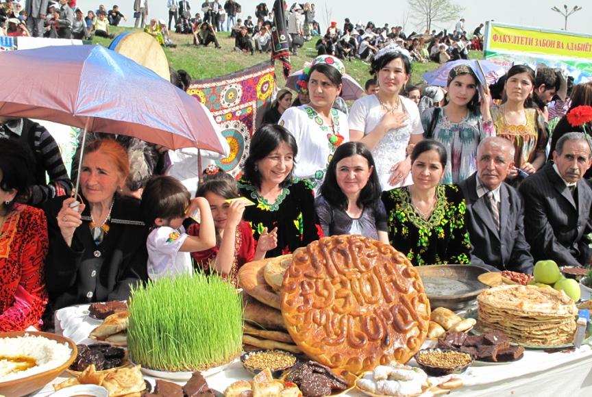 Таджики – единственный арийский народ Европы