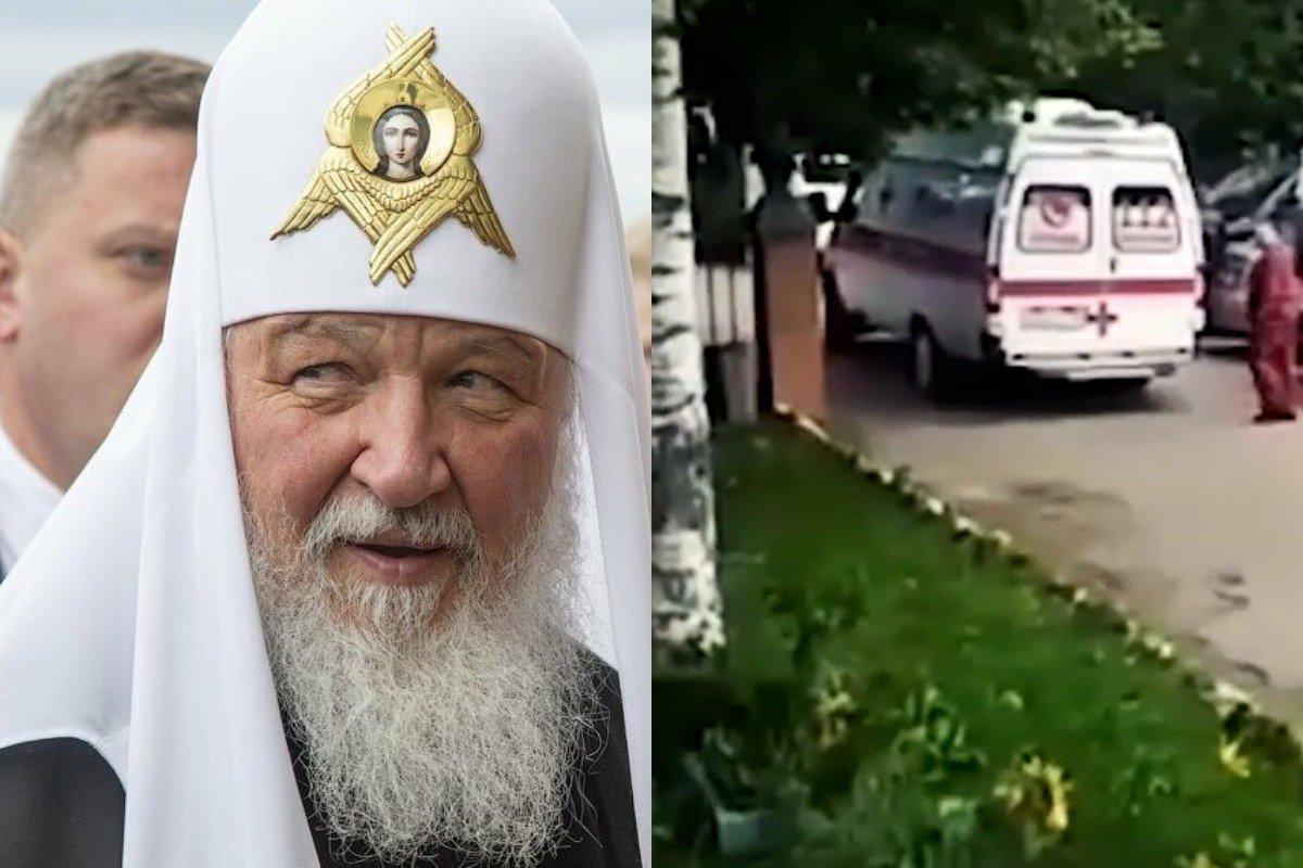 """""""Потерпят!"""": из-за визита патриарха Кирилла больные полчаса не могли дождаться неотложки"""