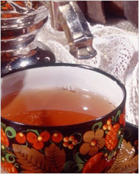 Русские традиции чаепития.