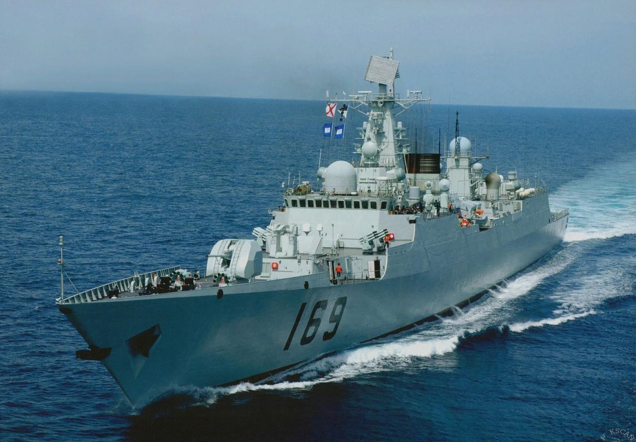 Сотрудничество Северного ПКБ с Китаем в области проектирования эскадренных миноносцев