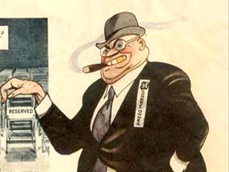 Известный советский артист Илья Семёнович Набатов с актуальными и в наше время куплетами - Факты.