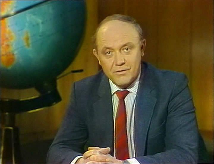 Наши любимые телеведущие: Юрий Сенкевич