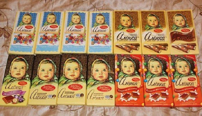 Легендарная шоколадка «Алёнка»: как сейчас выглядит эта девочка спустя 50 лет