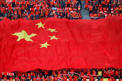 В Китае задумались над сокращением зарплат футболистов