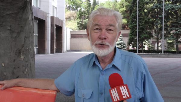Севастопольский художник выш…